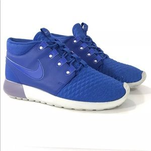 NIKE Shoes Men's Roshe Run High Top Sneaker Boot